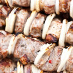 Kebab — Stock Photo #6835938