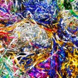 Stock Photo: Tinsel background