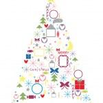 Celebratory fir-tree — Stock Photo #6796305