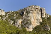 Prades Mountains — Stock Photo