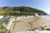 Garraf coastal town — Stock Photo