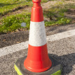 Stock Photo: Signaling Cone