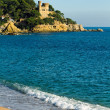 Lloret de Mar beach — Stock Photo #7941982