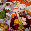 Thai culture wedding stuffs - 