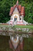Prachtige thaise tempel — Stockfoto