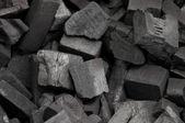 Bunch of coal — Stockfoto