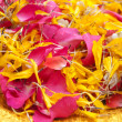Foto Stock: Thai buddhism wedding flower