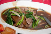 Steamed duck — Stock Photo