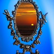 Old mirror — Stock Photo #7274208