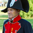 Historical military reenacting — Stockfoto