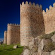 Walls of Avila — Stock Photo #7274266