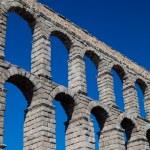 Aqueduct of Segovia — Stock Photo #7274297
