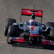 Foto Stock: Team McLaren F1, Jenson Button, 2011