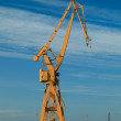 Port derrick — Stock Photo #7274907