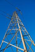 電気のパイロン — ストック写真