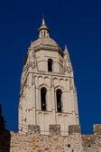 Cathedral of Segovia — Stock Photo