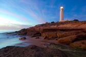 Lighthouse of Trafalgar, Cadiz — Foto de Stock