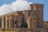 Castello - fortezza di aracena — Foto Stock