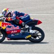 Jonas Folger pilot of motorcycling of 125cc in the world champio — ストック写真
