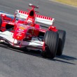 Scuderia Ferrari F1, Michael Schumacher, 2006 — Stock Photo