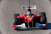 Team Ferrari F1, Felipe Massa, 2011 — Stock fotografie