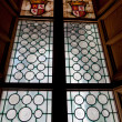 Stained glass window — Stock Photo #7301012