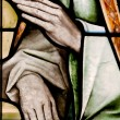 Stained glass window — Stock Photo #7301018