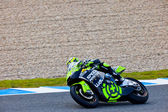 Andrea iannone pilot moto2 v motogp — Stock fotografie