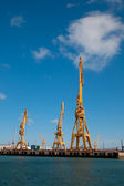 Dockyards of Cadiz — Stock Photo