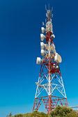 Communications Tower — Zdjęcie stockowe