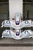 Team BMW-Sauber F1, two front wing, 2006 — Stock Photo