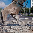 Site Demolition — Stock Photo #7660115