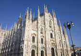 Duomo of Milan — Stock Photo