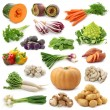 Vegetable collection — Stock Photo #7104704