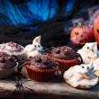 Halloween sweets — Photo