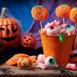 bonbons d'Halloween — Photo