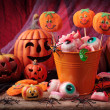 Halloween sweets — Stock Photo #7144068