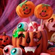 Halloween sweets — Stock Photo #7144090