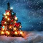 Christmas tree — Stock Photo #7209166