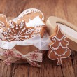 Gingerbread cookies — Stock Photo #7764364