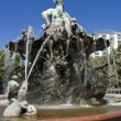 The Neptune Fountain — Stock Photo