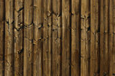 Wooden wall background or texture — Stock Photo