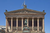 The Alte Nationalgalerie — Stock Photo
