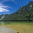 Stock Photo: Famous BavariKönigssee