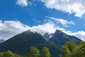 Alpes da baviera, alemanha, europa — Foto Stock