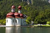 Monastery of St.Bartholomä — Stock Photo