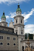 Salzburg Cathedral — Stock Photo