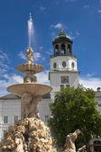çeşme salzburg — Stok fotoğraf