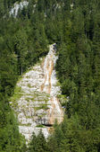 Waterfall in Bavarian Alps — Stock Photo