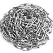 Chain, folded in a heap — Stock Photo #7322890